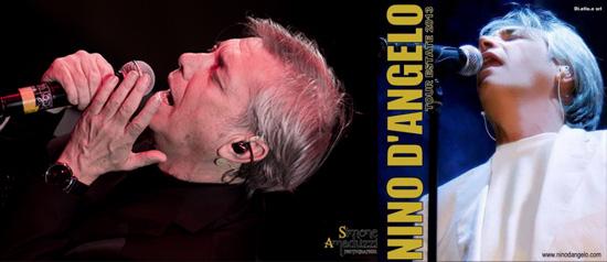 Notte Bianca e Festa Patronale di Stornarella, concerto di Nino D'Angelo e Marco Ferradini