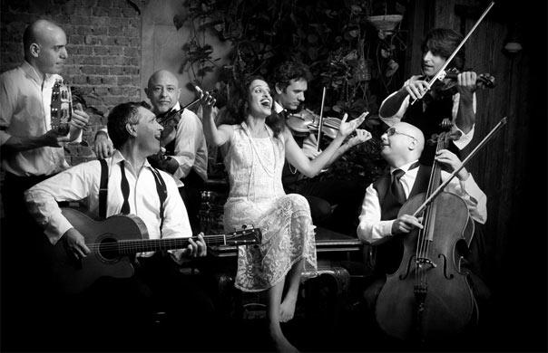 """NOA con Gil Dor e Solis String Quartet: """" NOAPOLIS"""