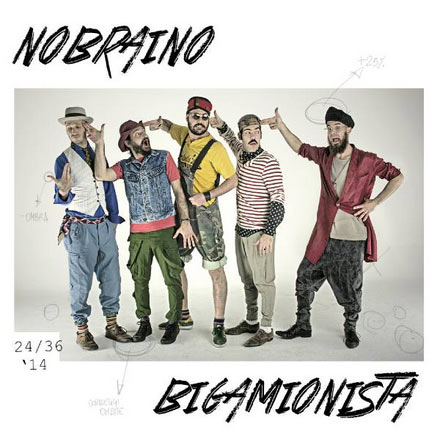 Nobraino live al Velvet di Rimini