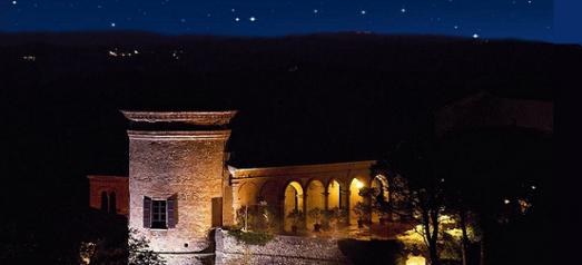 La magica notte delle stelle al Castello di Scipione dei Marchesi Pallavicino a Scipione Castello