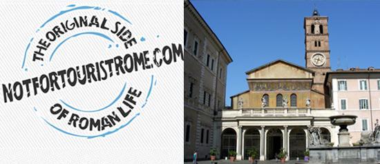 Al di là del Tevere a Roma