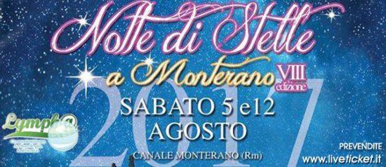 Notte di Stelle a Monterano