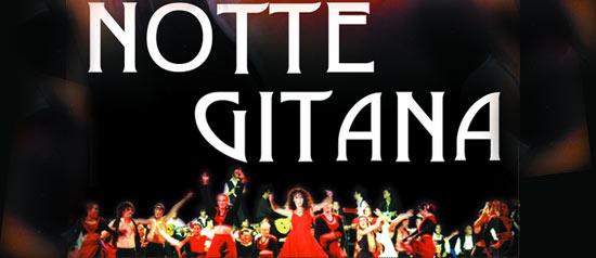 Notte Gitana al Teatro Leo Amici di Monte Colombo