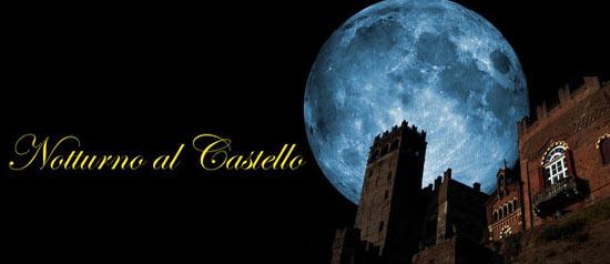 Notturno al Castello di Camino