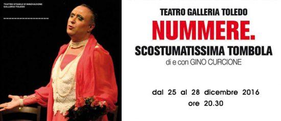 Nummere - Scostumatissima Tombola alla Galleria Toledo di Napoli