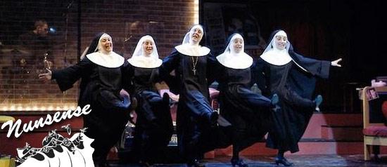 """""""Nunsense"""" il musical dellle suore al Teatro Comunale di Cagli"""