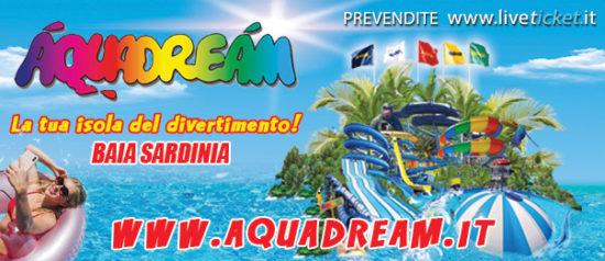 Nuova Aquadream a Arzachena