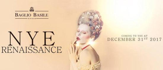 Renaissance New Year's Eve all'Hotel Baglio Basile a Petrosino
