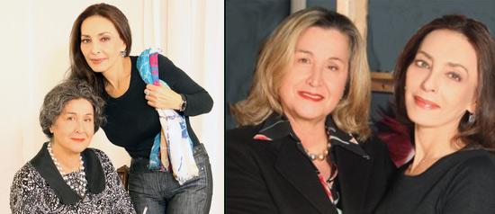 Paola Gassman e Maria Rosario Omaggio al Teatro del Mare di Riccione