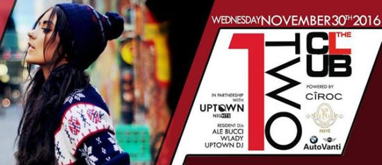 Onetwo - Best Hip Hop party in Town a The Club Milano