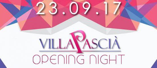 Opening night al Villa Pascià di Olbia
