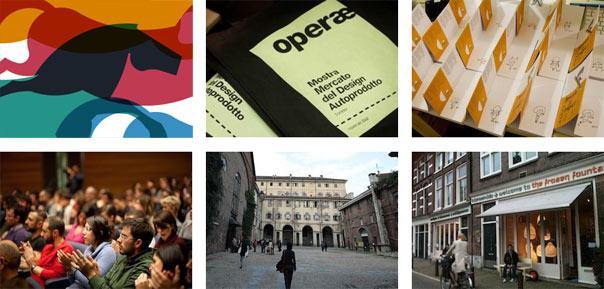 Operae Mostra Mercato del Design Autoprodotto