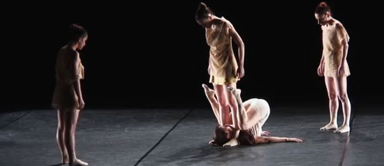 """Mef Ensemble """"Ophelia essere o non essere"""" al Teatro di Cagli"""