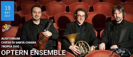 Optern Ensemble all'Auditorium - Chiesa di Santa Chiara a Tropea