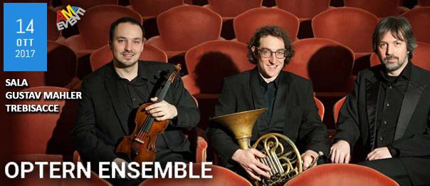 Optern ensemble alla Sala Gustav Mahler di Trebisacce
