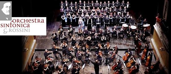 """Orchestra Sinfonica G. Rossini """"I Cento di Britten e i duecento di Verdi"""" a Urbania"""