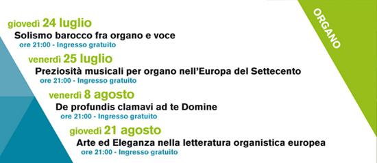 """""""Organo"""" concerti a Castelbasso"""