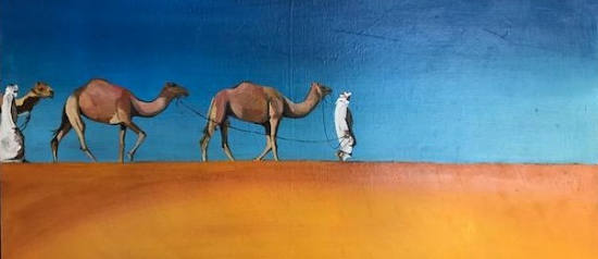 """""""Orizzonti di Sabbia"""" a Bardonecchia"""
