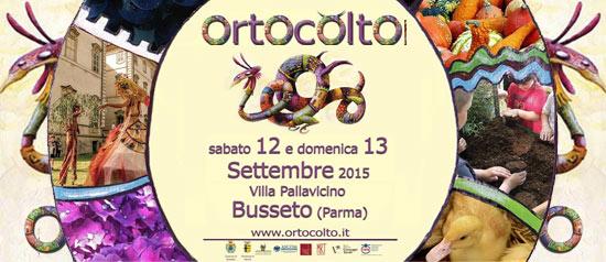 """""""Ortocolto - Festa Mercato"""" a Busseto"""