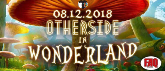 Otherside in Wonderland al Faq Live Music Club a Grosseto