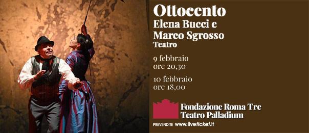 Ottocento al Teatro Palladium a Roma