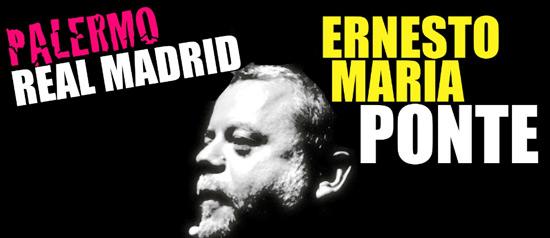 """Palermo-Real Madrid"" al Teatro Garibaldi di Enna"