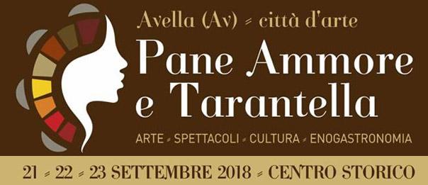 Pane Ammore e Tarantella nel Centro storico di Avella