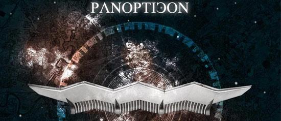 Panopticon di Silvia Sbordoni al Parco della Caffarella di Roma