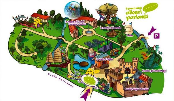 Parco degli Alberi Parlanti