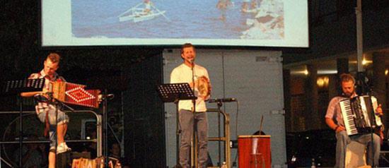 Parole e musica della tradizione al Teatro Comunale di Treia