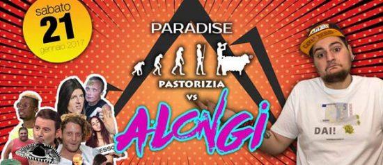 Pastorizia vs Alongi al Paradise Bissò a Montereale