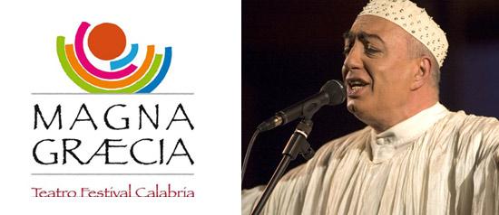 Peppe Barra Canti e Racconti al Magna Graecia Teatro Festival