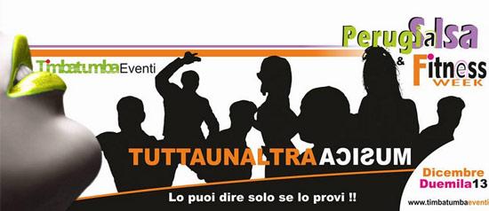 Perugia Salsa & Fitenss Week 2013