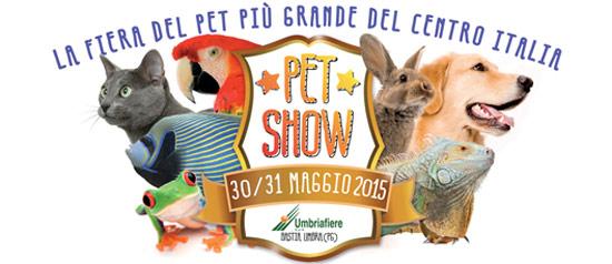 Pet Show al Centro Fieristico Umbriafiere di Bastia Umbra
