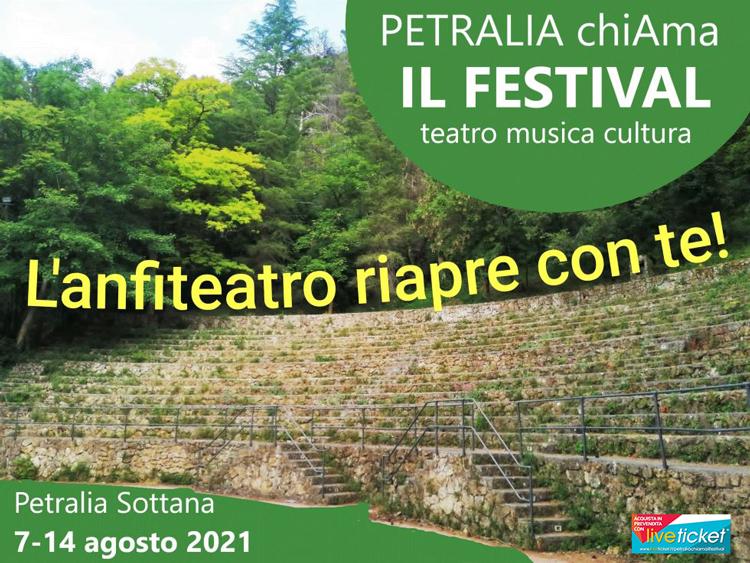 PETRALIA chiAma IL FESTIVAL - Teatro Musica Cultura a Petralia Sottana
