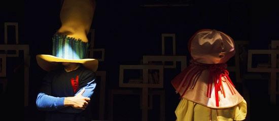 """""""Piccoli crimini coniugali"""" al Teatro Domenico Modugno di Aradeo"""