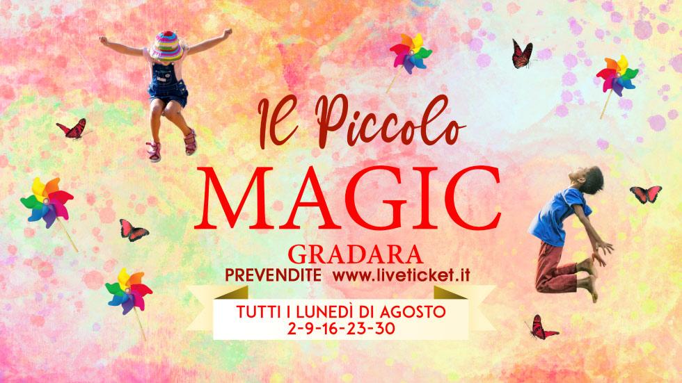 Il Piccolo Magic Castle a Gradara