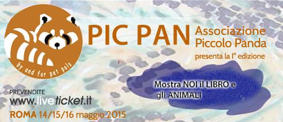 Associazione Piccolo Panda NOI il LIBRO e gli ANIMALI a Roma