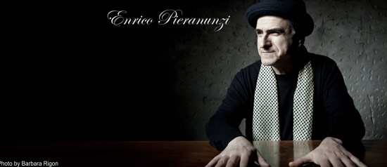 Enrico Pieranunzi all'Enoteca del Jazz De Astis