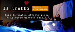 Pierino e la musica, Il trebbo, Milano