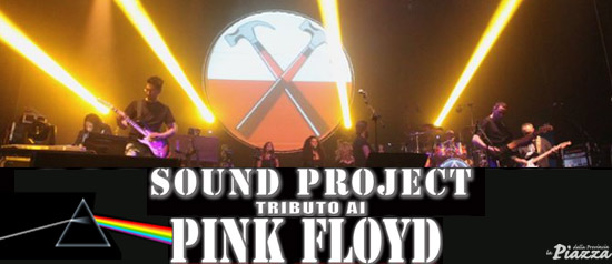 Sound Project tributo ai Pink Floyd a Cattolica