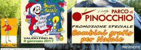 Parco di Pinocchio a Collodi Offerta Speciale Natale 2016