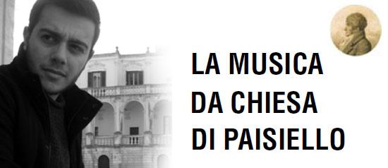 La musica da chiesa di Paisiello
