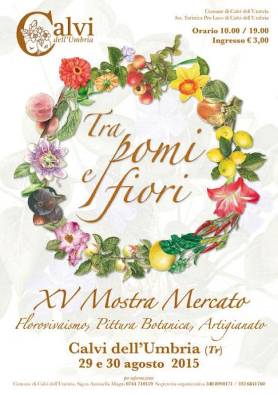 Tra Pomi e Fiori a Calvi dell'Umbria