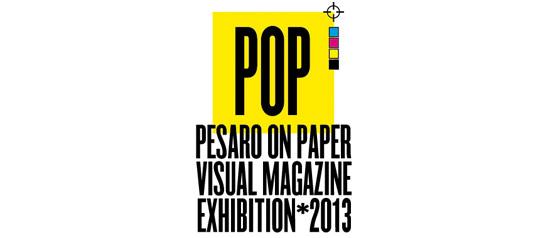 Pop Pesaro On Paper  Visual Magazine Exhibition
