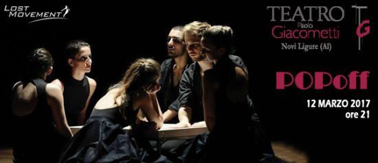 Popoff al Teatro Giacometti di Novi Ligure