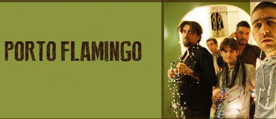 Porto Flamingo in concerto a Prato