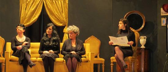 Povero Piero al Teatro Portone di Senigallia