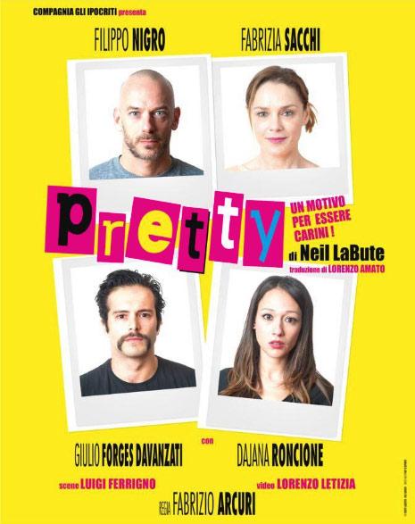 Filippo Nigro Pretty - un motivo per essere carini