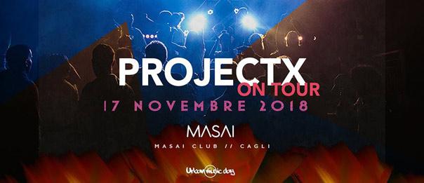 Project X on tour al Masai Club Cagli